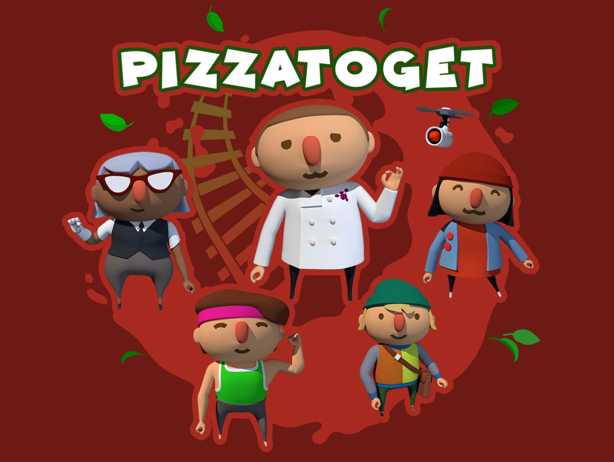 Pizzatoget er et spill utviklet av Vitenparken for å sette fokus på matproduksjonens klimaavtrykk.