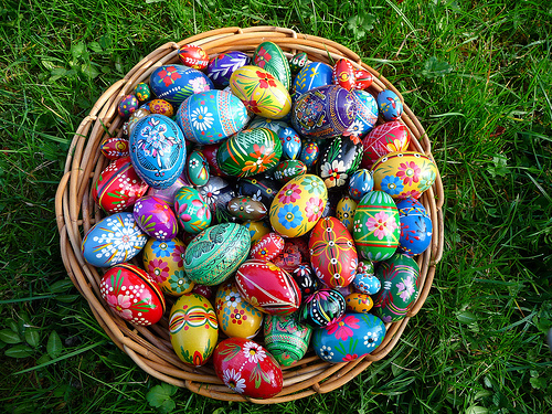 Vitenparken har påskeaktiviteter hver påske!