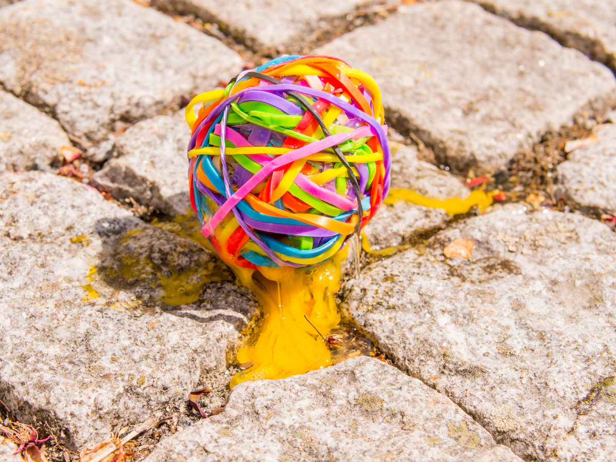 Egg drop challenge på Vitenparken