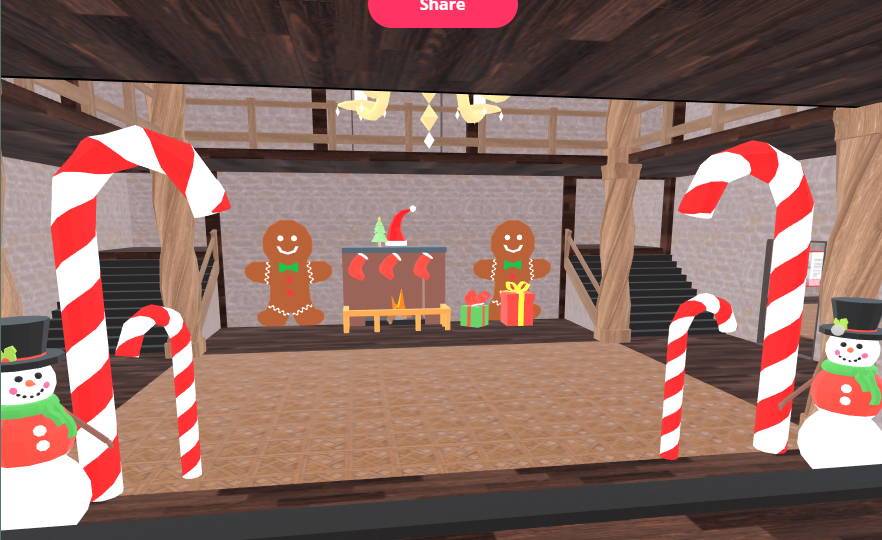 Digitalt julemarked hos Vitenparken